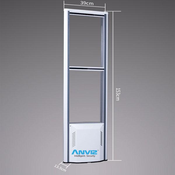 kích thước cổng từ an ninh foxcom EAS-AMRFID7001