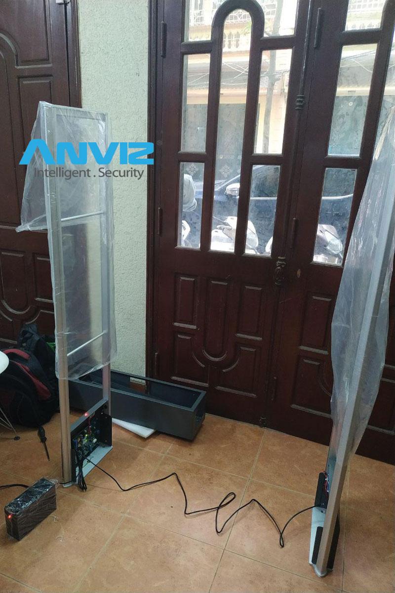 Kiểm tra lắp đặt cổng từ tại Hà Nội